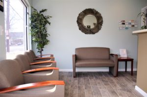 Distano Chiropractic & Rehabilitation Waiting Area