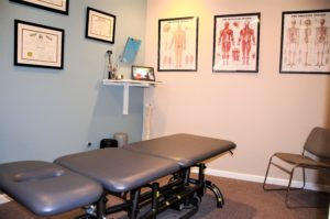 Distano Chiropractic & Rehabilitation Therapy Room
